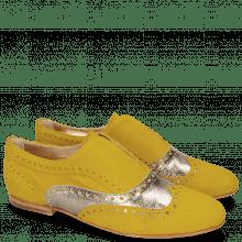 Mokasyny Sonia 1 Parma Suede Yellow