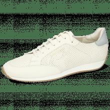 Sneakersy Rocky 1 Flex Perfo White Tongue Nappa Sky