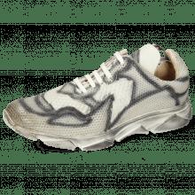 Sneakersy Kobe 1 Imola Perfo Oxygen Shade Black Washed Net