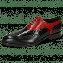 Oksfordy Kane 36 Rubber Patent Black Ruby