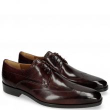 Derby Lewis 9 Bordo Lining Rich Tan