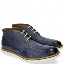Botki Felix 2 Scotch Grain Moroccan Blue RP 17