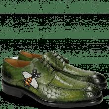 Derby Parker 1 Crock Ultra Green