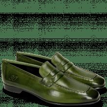 Mokasyny Liv 1 Ultra Green