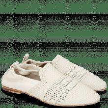 Mokasyny Hailey 1 Mignon Zero Glove Nappa Ivory