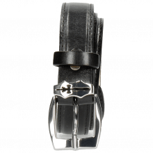 Paski Linda 1 Black Sword Buckle