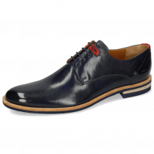Derby Clint 1 Imola Navy Deco Pieces Ruby