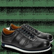 Sneakersy Niven 8 Black New Niven