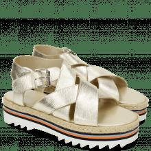 Sandały Celia 25 Cherso Plain Bisque