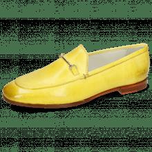 Mokasyny Scarlett 22 Imola Margarine Trim Gold