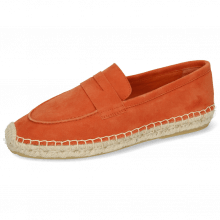 Espadryle Bree 2 Suede Orange