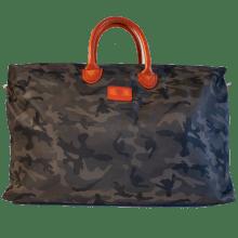 Torby podróżne Duffy Textile Camo Khaki