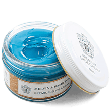 Pasta do butów & mleko Blue Turquoise Cream Premium Cream Blue Turquoise