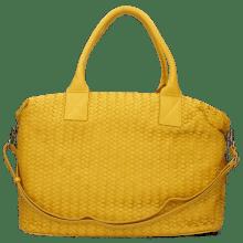 Torebki Kimberly 2 Woven Yellow