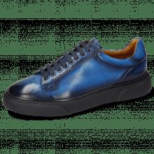 Sneakersy Harvey 42 Monza Mid Blue Shade Navy