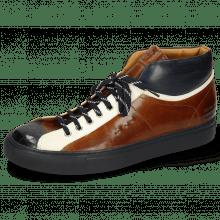 Sneakersy Harvey 13 Crock Navy Wood Vegas White
