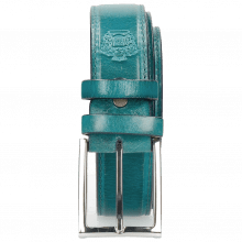 Paski Larry 1 Turquoise Classic Buckle