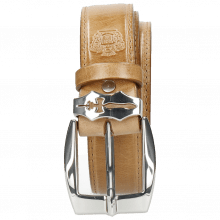 Paski Larry 1 Cashmere Sword Buckle