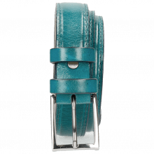 Paski Linda 1 Turquoise Classic Buckle