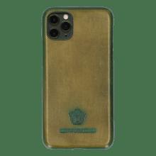 Etui iPhone Eleven Pro Max Vegas Olive Shade Bottle Green