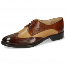 Derby Betty 3 Imola Mid Brown Sand Wood