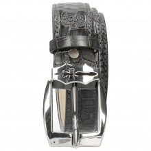 Paski Larry 1 Crock Grigio Sword Buckle