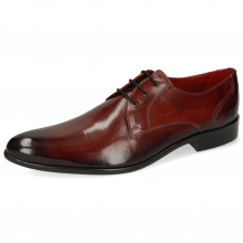 Derby Toni 1 Plum Shade Black