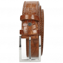 Paski Larry 1 Crock Tan Classic Buckle
