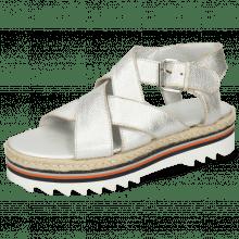 Sandały Celia 25 Cherso Silver