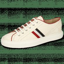 Sneakersy Harvey 34 Vegas Crock White Topline Binding Nylon