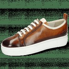 Sneakersy Amber 6 Monza Tan Shade Mogano