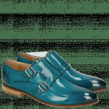 Monki Jessy 7 Crust Turquoise LS