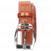 Paski Larry 1 Crock Winter Orange Sword Buckle