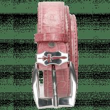 Paski Larry 1 Crock Lilac Sword Buckle