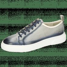 Sneakersy Harvey 21 Vegas Perfo Oxygen Shade Navy