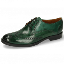 Derby Amelie 3 Pine Lining Nappa