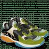 Sneakersy Flo 1 Suede Pattini New Grass Pine Verde Chiaro