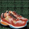 Sneakersy Flo 1 Suede Pattini Pompe Ruby Yellow Vegas Lilac Milled White Cherso Tangerine