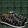 Sandały Sam 3 Black Modica White