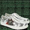 Sneakersy Jean 3 Metal Silver Bee