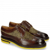 Derby Trevor 10 Mid Brown Hairon Halftone New Grass