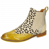 Botki Selina 29  Vegas Olivine Digital Nude Hairon Wildcat