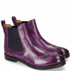 Botki Amelie 5 Viola Elastic Purple