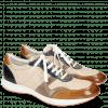Sneakersy Blair 11 Glove Nappa Tan Perfo Ivory Stone Navy