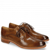 Derby Betty 2 Nougat Tassel Dark Brown