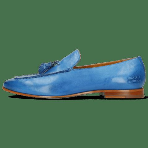Mokasyny Clive 20 Imola Mid Blue