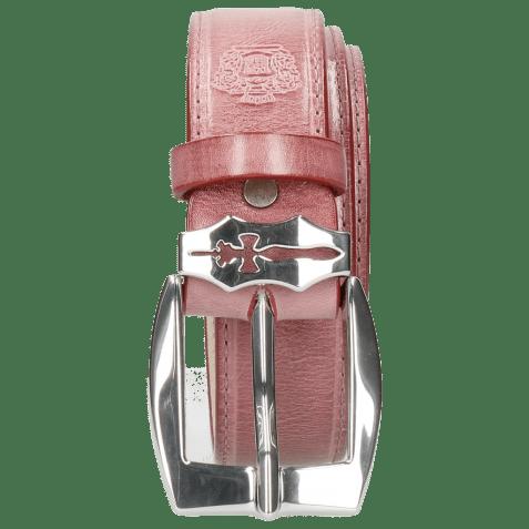Paski Larry 1 Lilac Sword Buckle