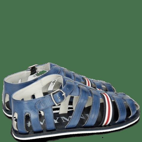 Sandały Sam 3 Marine Strap French