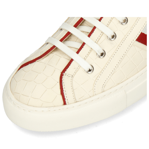 Sneakersy Harvey 34 Vegas Crock White Topline Binding Nylon