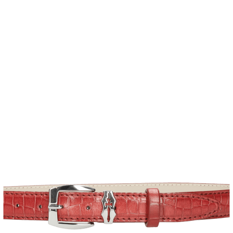 Paski Linda 1 Crock Ruby Sword Buckle